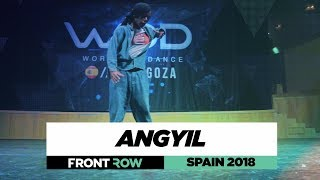 ANGYIL | FrontRow | World of Dance Spain Qualifier 2018 | #WODSP18