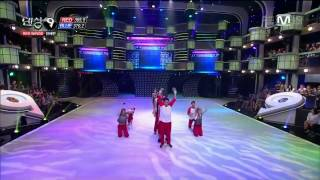 [댄싱9/Dancing9 Ep.7] 레드9 단체무대 (…