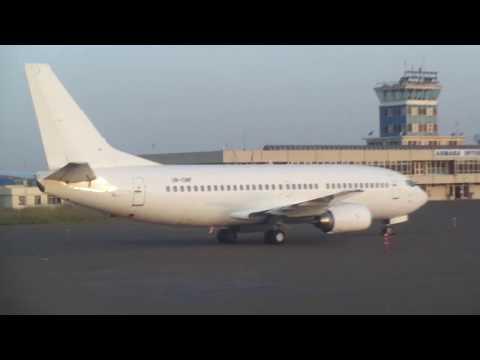 Landing Asmara Airport 2018 Eritrea