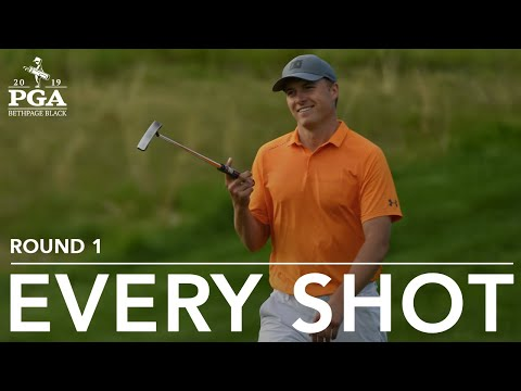 Jordan Spieth: Every Shot In First-round 69 At The 2019 PGA Championship