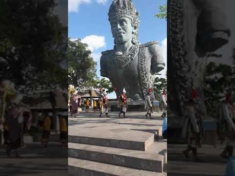 Russian Centre Bali- tour guide service  at GWK