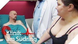 S*x im Krankenzimmer: Paar will unbedingt ein Baby kriegen! | Klinik am Südring | SAT.1 TV