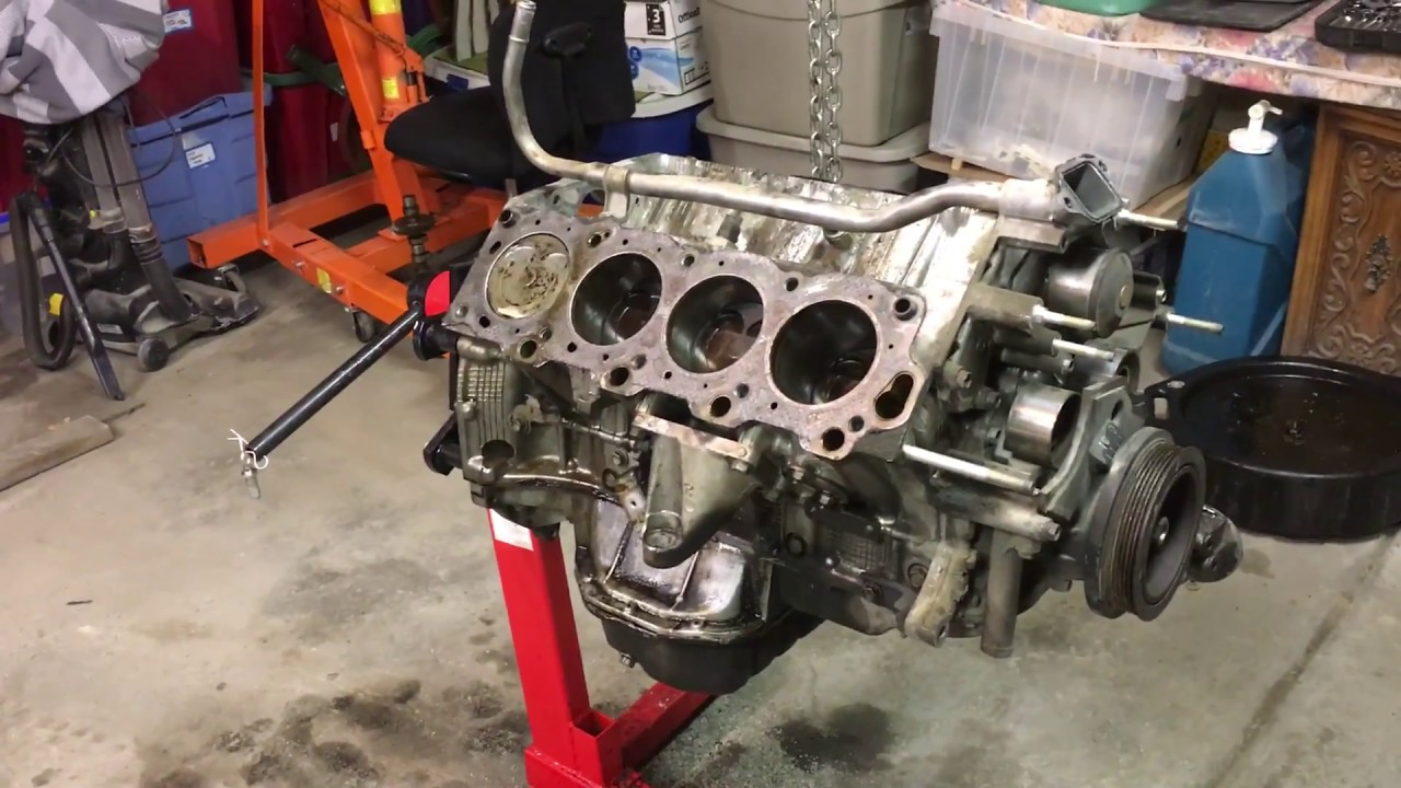 1UZ engine failure
