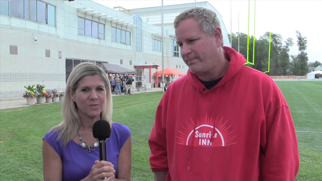 What happened at Cleveland Browns training camp Day 12