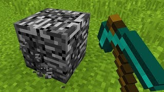 HOW TO BREAK BEDROCK IN MINECRAFT (Realms SMP #12)