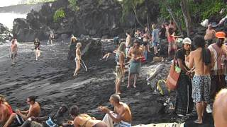 Hawaii - Kehena Beach.AVI