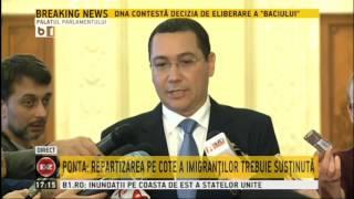 Victor Ponta, despre Legea Salarizării