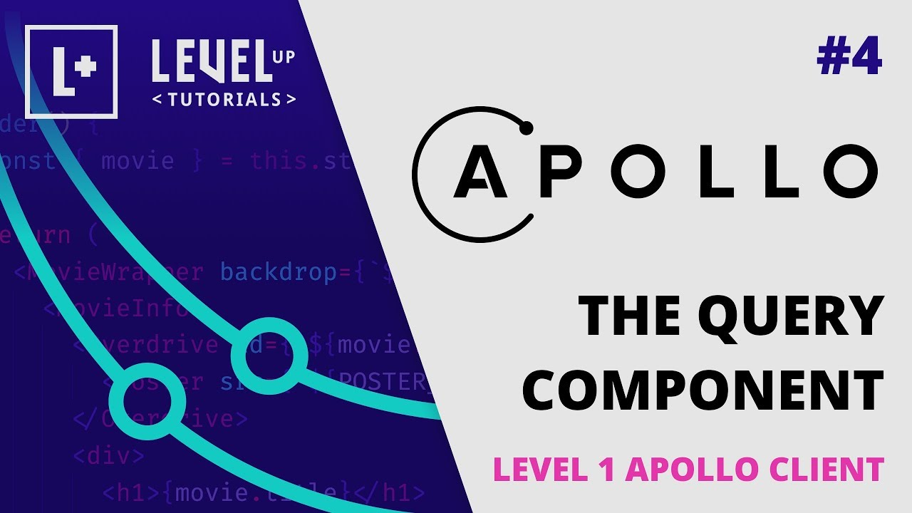 #4 The Query Component - Level 1 Apollo Client with React