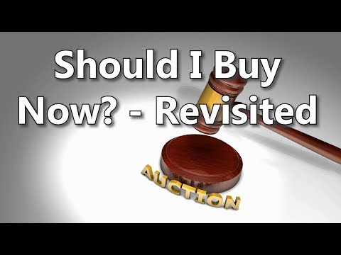 Should I Buy Now? - Revisited