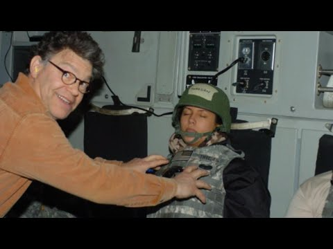 Did Senator Al Franken Grope a Sleeping Woman?