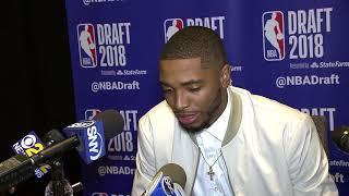 WATCH: NBA Draft prospects talk Knicks and David Fizdale