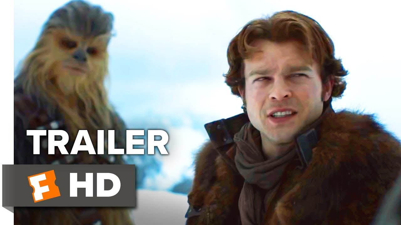 Solo: A Star Wars Story Teaser Trailer | Movieclips Trailers