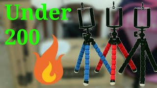 Unboxing + review of flexible tripod stand ( Daraz.pk) 🔥