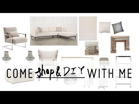 Interior Design Shopping for Manny MUA