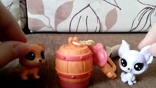 Нові іграшки 1-ї серії LPS. CollectLOL