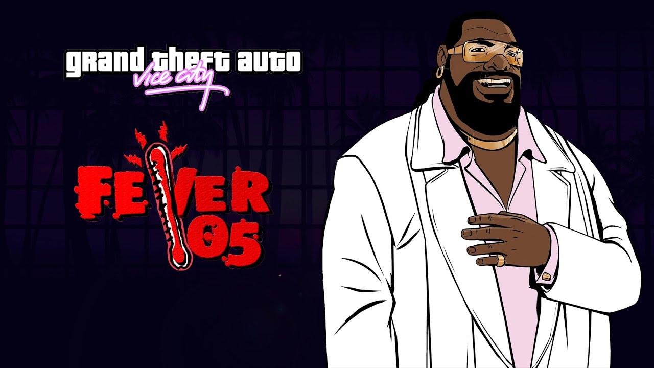 GTA Vice City - Fever 105