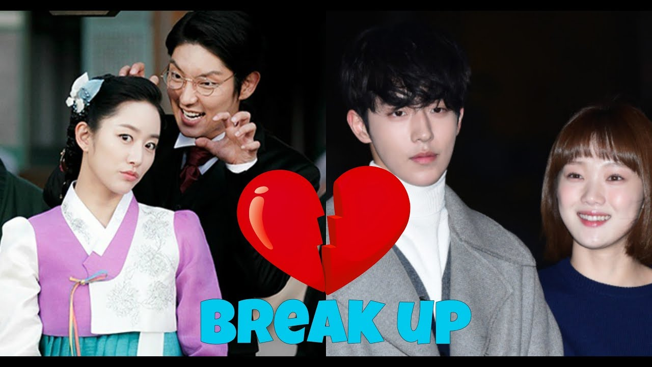 13 Korean Celebrity Couples Who Called It Quits Recently ...