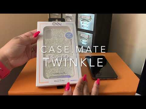CaseMate IPhone Xs Max - Twinkle