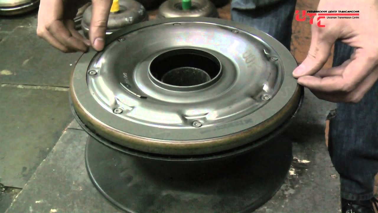 Ремонт гидротрансформатора АКПП / Automatic transmission torque converter repair