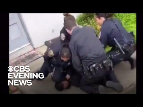 George Floyd's death sheds light on police practice of kneeling on a suspect's neck