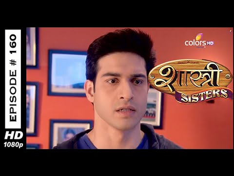 Shastri Sisters - शास्त्री सिस्टर्स - 22nd January 2015 - Full Episode (HD)