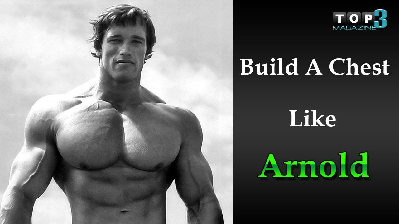 Bodybuilding chest workouts arnold schwarzenegger youtube malvernweather Gallery
