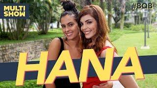 Hana + Titi Müller - Big Quiz Brasil - BBB19 - Humor Multishow