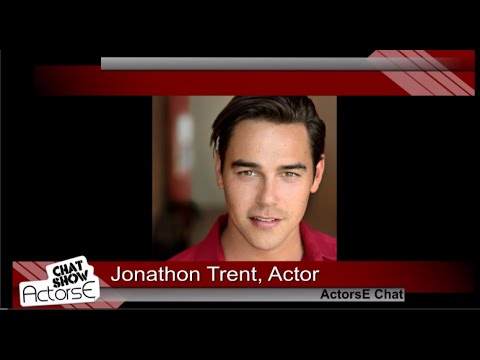Acting tips from  Acting Coach Jonathon Trent guests on ActorsE Chat with Actor Josh Thrower