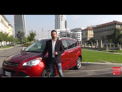 Ford Kuga Titanium X: la Recensione del sistema di infotainment di Cellulare Magazine