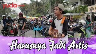 Video NOAH - Andaikan Kau Datang (Cover Pengamen Jalanan Malang) Suara Gak Kalah Keren Mirip Ariel download MP3, 3GP, MP4, WEBM, AVI, FLV Desember 2017