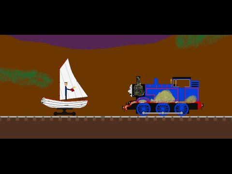 The Treasure Chase (Part 2) (Sodor's Legend of the Lost Treasure Sprite Remake)