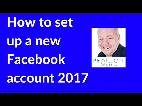 How To Create A Facebook  Account 2017