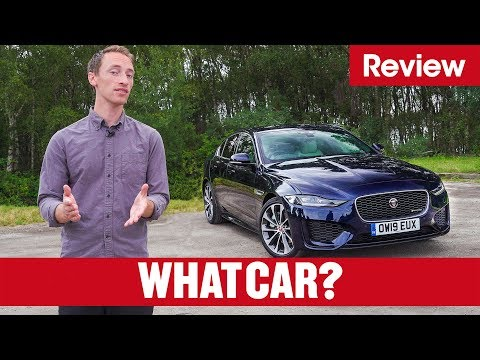 2020 Jaguar XE facelift review – better than the BMW 3 Series? | What Car?