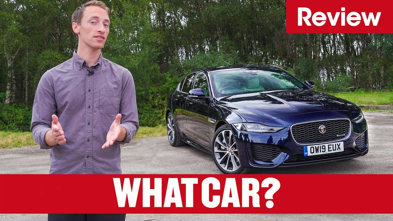 2020 Jaguar Xe Facelift Review Better Than The Bmw 3 Series What Car