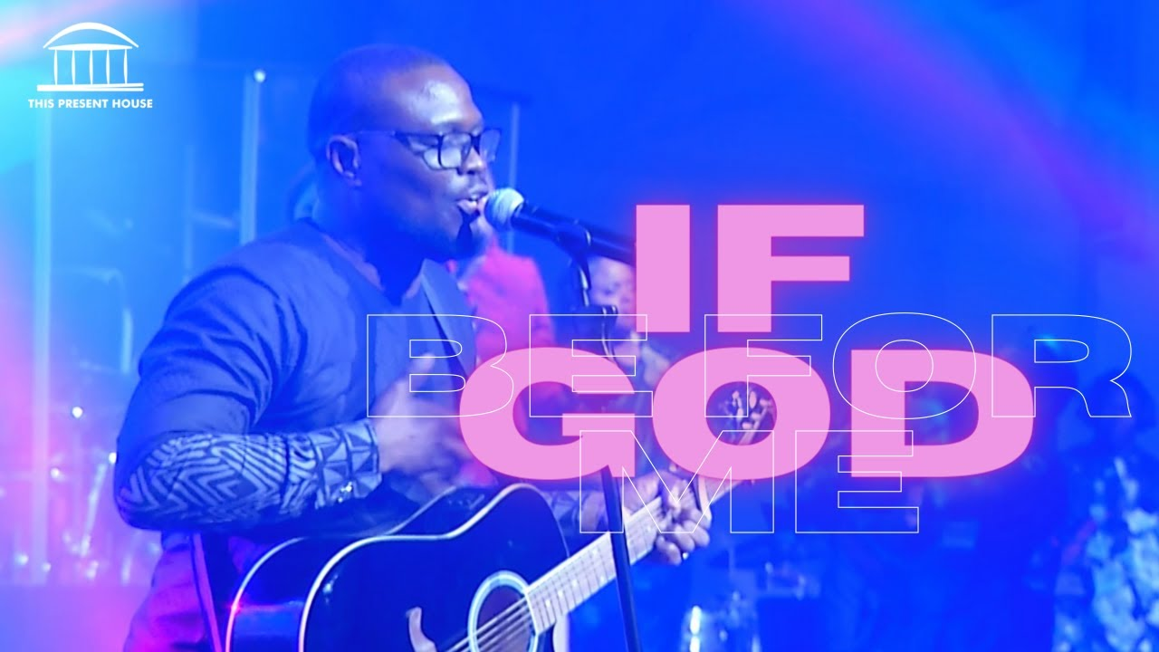 Download If God Be For Me (Live)   Nosa & The Lagos Community Gospel Choir (LCGC)