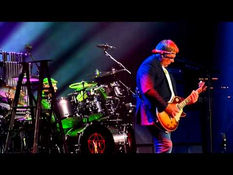 Rush R40 - Hemispheres Prelude - St. Paul 5/12/15