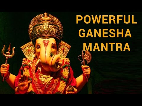 Most Powerful Shree Ganesh Mantra | Mantra To Remove Obstacles