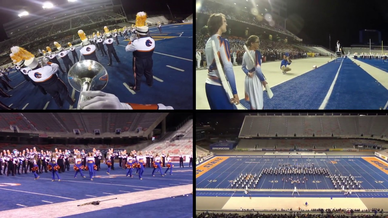 Keith Stein Blue Thunder Marching Band -