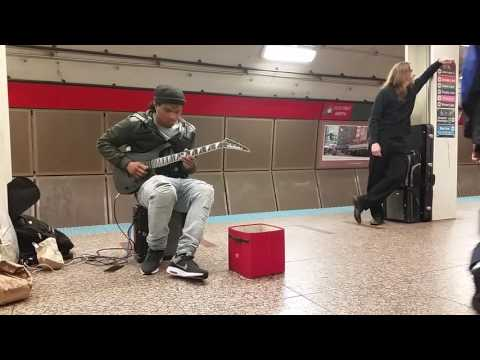 Muhammad Deen playing lick lick lick by Pleasure P