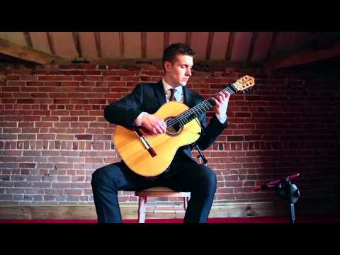 All of Me by John Legend - Classical Guitar Cover (acoustic cover)