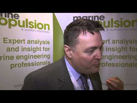 Andrew Brown Smit Lamnalco talks to Marine Propulsion