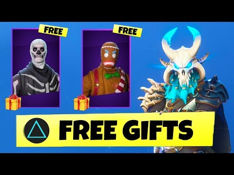 How To GIFT SKINS In FORTNITE UPDATE (Gifting System Season 5)
