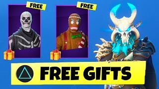 How To GIFT SKINS in FORTNITE UPDATE (Gifting System Season 5) thumbnail
