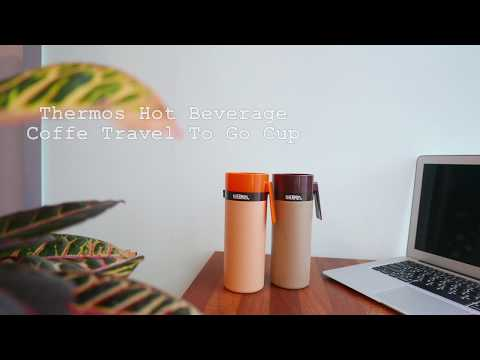 & Thermos Travel To Go Cup
