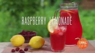 How To Make Raspberry Lemonade At Home