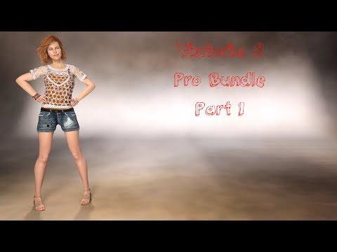 Review: Victoria 8 Pro Bundle Part1
