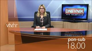 VTV Dnevnik najava 18. siječnja 2019.