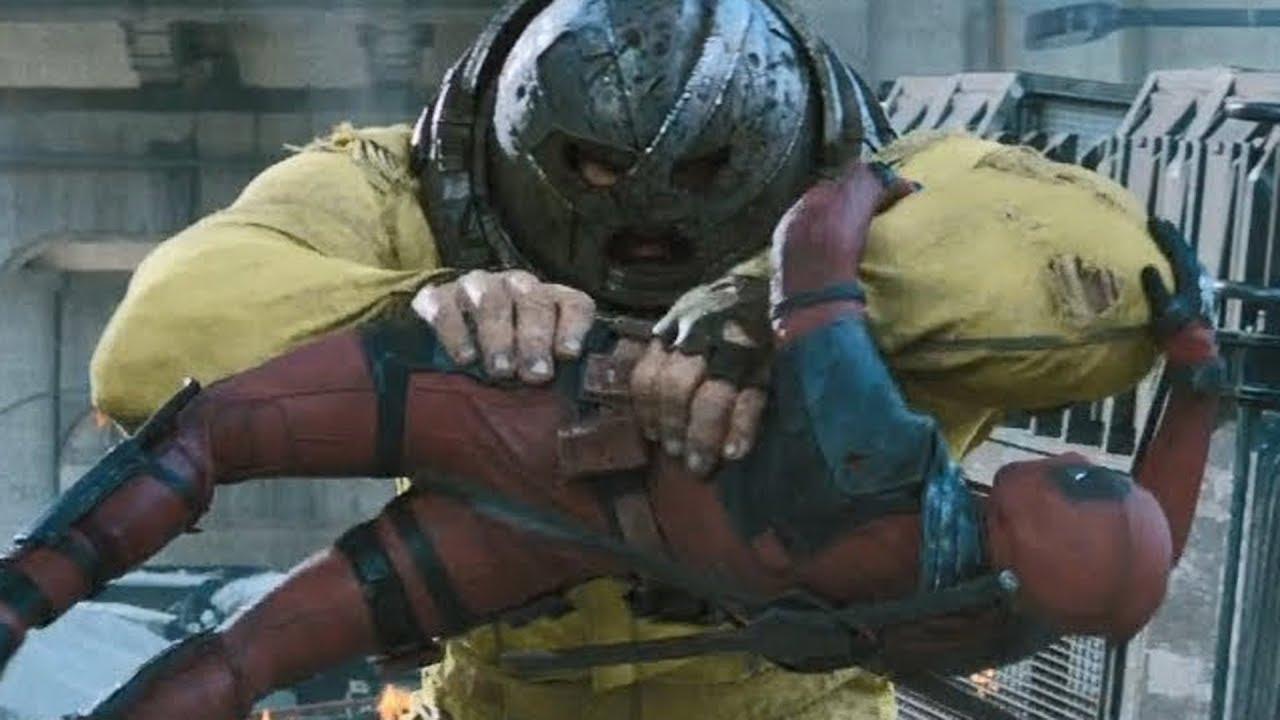 Deadpool 2 Juggernaut