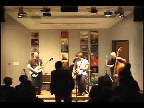 Lowcountry Blues Bash 2011 - Matt Hill (2-10-11)