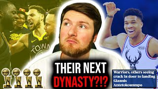 Welcome back everybody, in today's video i wanted to talk about the golden state warriors and their chance at another dynasty. this team has become one of t...
